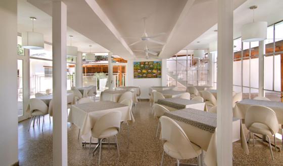 Desayunos en Hotel Santa Rosa