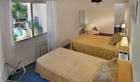 Ropa blanca incluida Hotel Santa Rosa